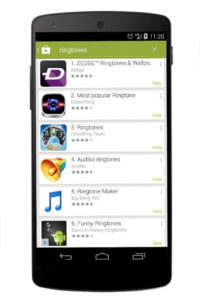 How to change ringtone in your Android phone?