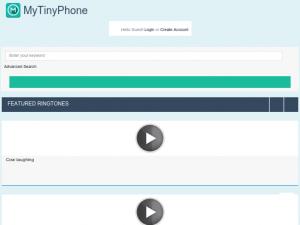 MyTinyPhone