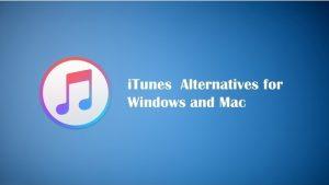 iTunes Alternatives for Windows