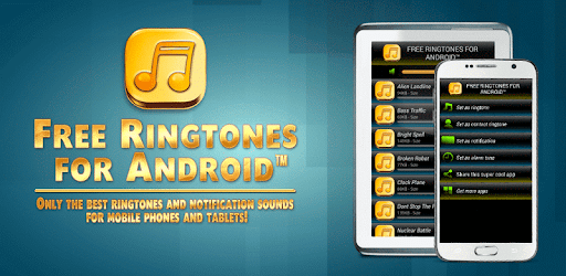 Free music ringtones for Android