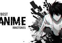 Anime ringtones Free