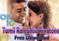 tamil romantic ringtones