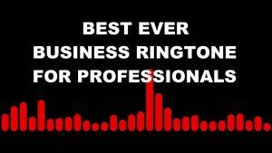 Best Professional Ringtones