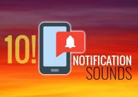 Notification Sounds