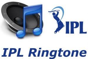 IPL ringtone