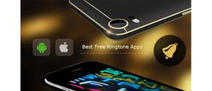 Free ringtone app for iPhone