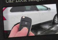 Car Lock ringtone
