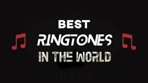 Best ringtone in the world