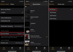 How to free up space on the apple watch