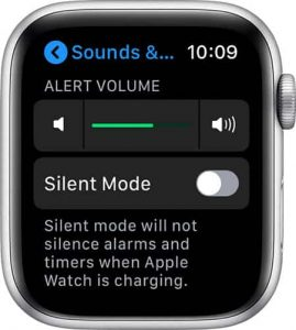 How to Silence Apple Watch