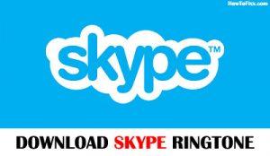 Skype Ringtone